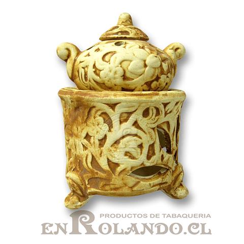 Difusor Vintage Cerámica Tetera ($1.990 x Mayor)