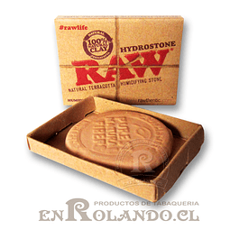 Hydrostone Raw Piedra Humidificadora Tabaco ($1.490 x Mayor)