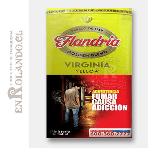 Tabaco Flandria Virginia Yellow 50 grs ($8.500 x Mayor)