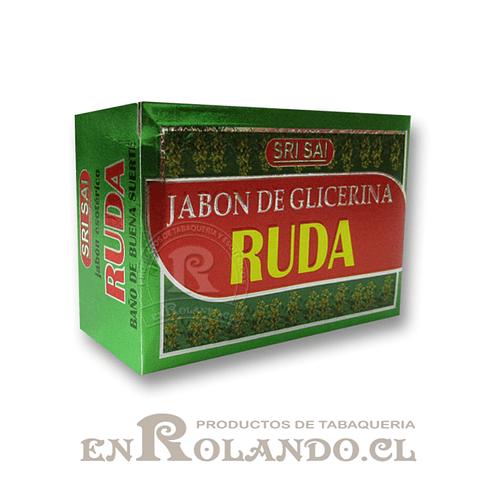"""Jabón con Aroma Sri Sai """"Ruda"""" ($500 x Mayor)"""