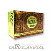 """Jabón con Aroma Sri Sai """"Mirra"""" ($500 x Mayor)"""