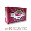 """Jabón con Aroma Sri Sai """"Rosa"""" ($500 x Mayor)"""