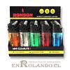 Encendedor Ronson Mini Clearlite - Display