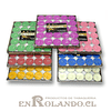 Velas Tealight Colores - Set de 50 ($1.690 x Mayor)