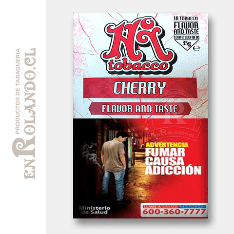 Tabaco Hi Cherry ($5.290 x Mayor)
