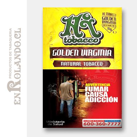 Tabaco Hi Golden Virginia Natural ($6.290 x Mayor)