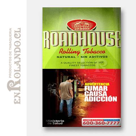 Tabaco Roadhouse Natural ($7.490 x Mayor)
