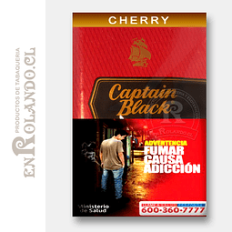 Tabaco Captain Black Cherry 50 Grm. ($8.290 x Mayor)
