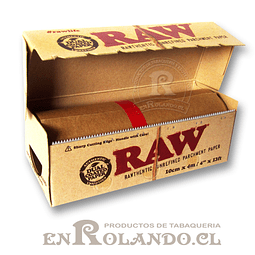Rollo Papel Rosin RAW ($1.990 x Mayor)