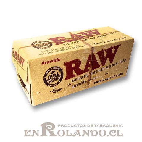 Rollo Papel Rosin RAW ($1.990 x Mayor)