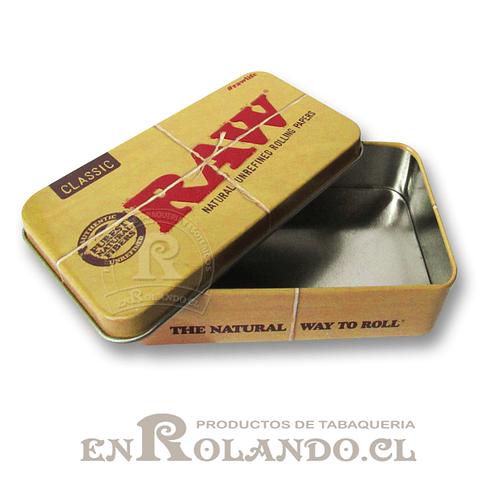Caja Metálica Raw XL ($1.490 x Mayor)