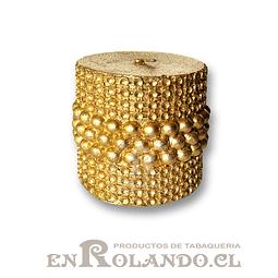 Vela Pilar Dorada ($990 x Mayor)