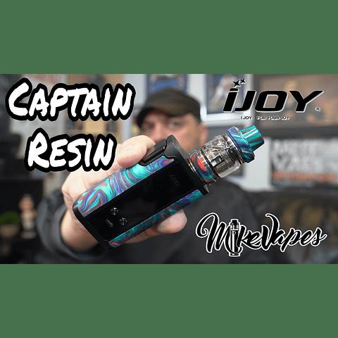 Kit IJOY Captain Resin 200W TC