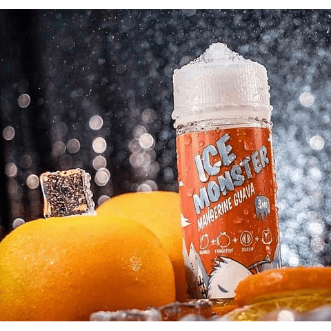 ICE MONSTER BY JAM MONSTER E-LIQUID 100ML