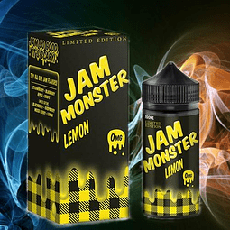JAM MONSTER LEMON 100ML –  LIMON