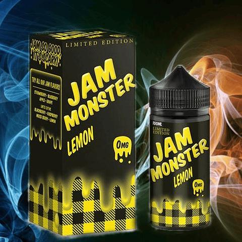 JAM MONSTER LEMON 100ML –  LIMON
