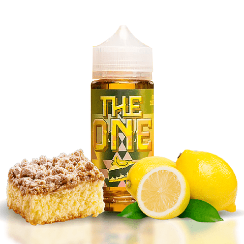 The One Eliquid - Pastel de limón
