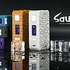 Eleaf Saurobox 220W TC Kit with ELLO Duro