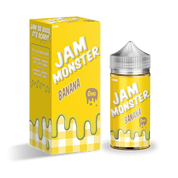 Jam Monster Banana 100ml
