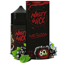 Nasty Juice - Bad Blood - E-líquido 60ml