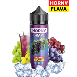 HORNY FLAVA GRAPE 120ML