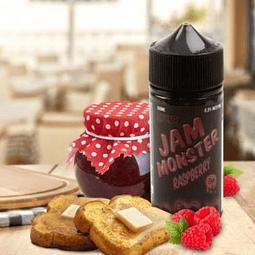 JAM MONSTER FRAMBUESA  100ML