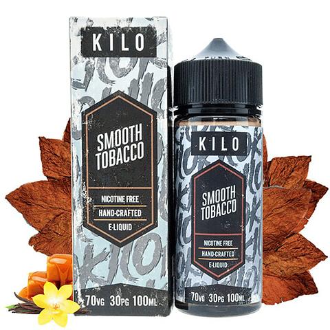 Kilo New Series Smooth Tobacco  100ml