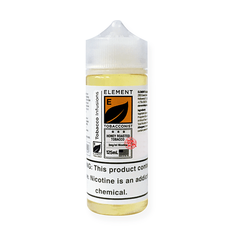 Element Tobacconist - Honey Roasted Tobacco 100ML