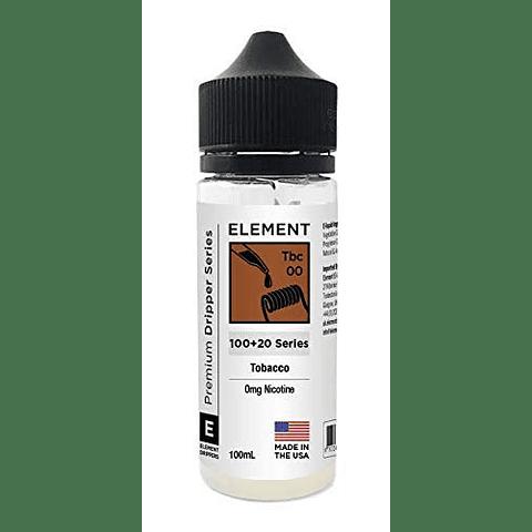 Element Eliquid Tobacco  100ml