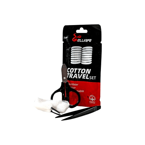 Algodón Hellvape Cotton Travel Set
