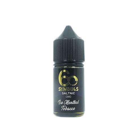 60 Symbols – Ice Menthol Tobacco SALT 30ML