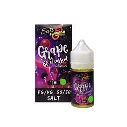 Flamingo E Lic - Grape Blackcurrant Menthol SALT 30ML