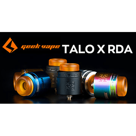Geekvape Talo X RDA Atomizer