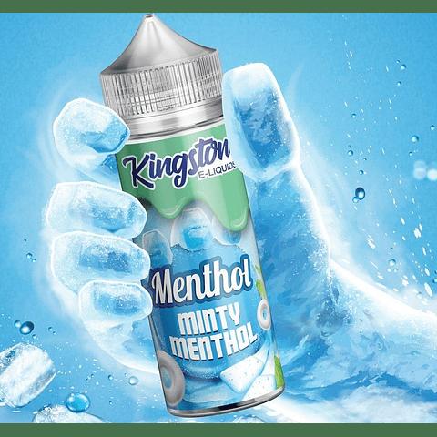 Kingston Menthol Minty Menthol 0mg 100ml