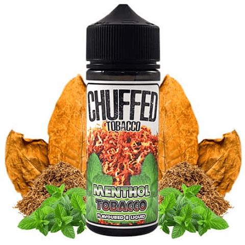 Chuffed menthol Tobacco 100ML