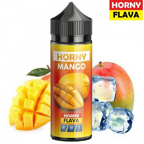 HORNY FLAVA MANGO 120ML