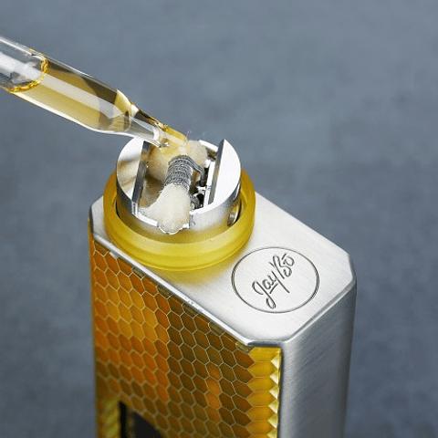 WISMEC Luxotic BF Box Kit con Tobhino