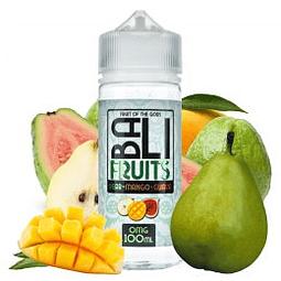 BALI FRUITS - PEAR-MANGO-GUAVA 100ML