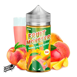 JAM MONSTER Mango Peach Guava 100ML