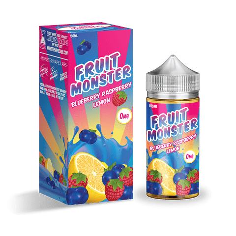 Fruit Monster Blueberry Raspberry 100ML
