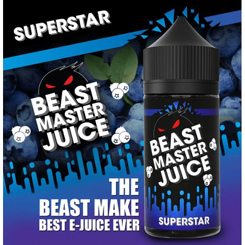 Beast Master Juice - Superstar 100Ml