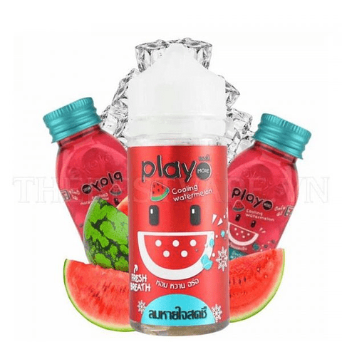Play More - Cooling Watermelon 100ML