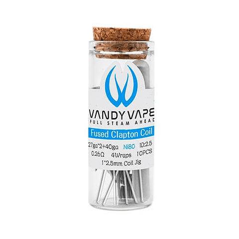 Vandy Vape Prebuilt Coil (Pack 10)