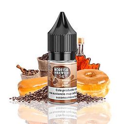 Moreish Brewed Salts Maple Bar Donut 10ml