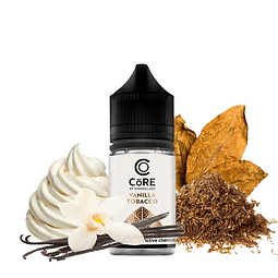Vanilla Tobacco Salt – Core Dinner lady 30ML SALT