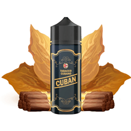 CUBAN TOBACCO 120ML AV