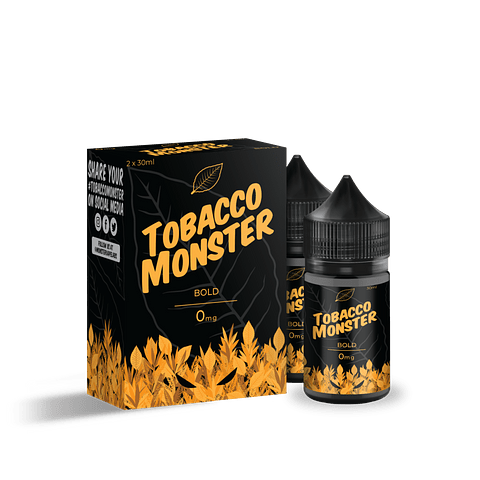 JAM TOBACCO MONSTER BOLD 30ml
