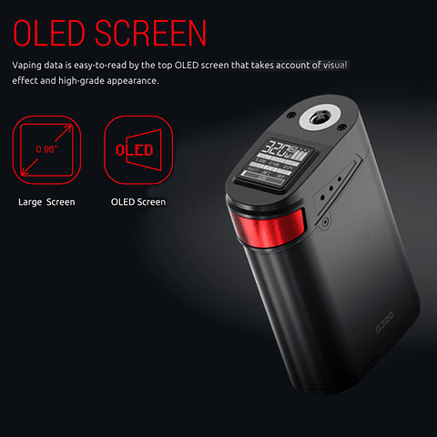 Smok Marshal G320 TC Box Mod