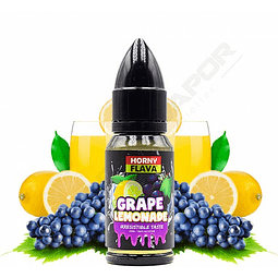 HORNYFLAVA GRAPE LEMONADE 65ML