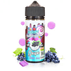 HORNYFLAVA Bubblegum grape 120ml